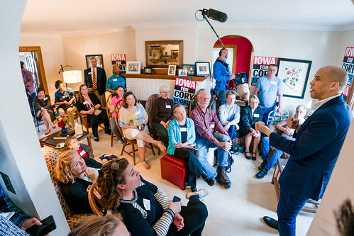 Nevada, Iowa House Party