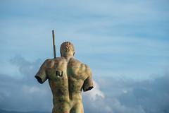 Daedalus (RoamingTogether) Tags: 70200vrii daedalus europe italy nikon nikon7020028 nikond700 pompeii statue