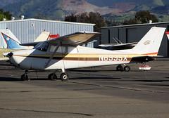 N6995X Private Cessna 172B Skyhawk (BayAreaA380Fan Photography) Tags: privatejet businessjet jet bombardier bombardierglobalexpress cessna cessna172 planespotting aircraft airplane