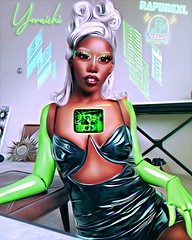 Female Energy (Rapunexl) Tags: goals your foes yoruichi rapunexl twins ying yang rico nasty doja cat tia tamera secondlife modeling alien sisters sims 4 simmer black kawaii asian chinese zero darling yoko hiko sl china korean thick the right mf place my big like hair grow long chea but im not his butter cup blogger blog hikachu necole best friends jayz beyonce female energy aliens dont believe humans