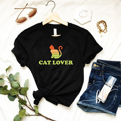 cat-love (alamin_hossain) Tags: tshirt tshirtdesign tshirts teespring instagram cat lover cute love