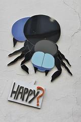 Philippe Vignal_5904 rue Androuet Paris 18 (meuh1246) Tags: streetart paris mosaïque paris18 buttemontmartre philippevignal rueandrouet insecte animaux