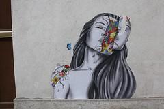 Meri Dian_5612 rue Buot Paris 13 (meuh1246) Tags: streetart paris13 meridian ruebuot butteauxcailles paris