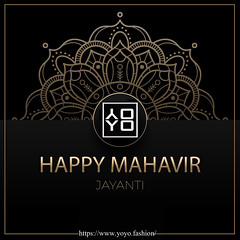 -Mahavir-Jayanti-YOYOFashion- (yoyo_fashion) Tags: mahavirjayanti yoyofashion festival