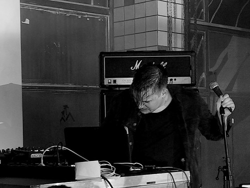 PRURIENT. Live in Moscow. Loudly, noisy, angry_ ©  Sergei F
