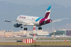 Eurowings / Airbus A319-100 / D-ABGQ (Once Photo) Tags: 737 747 a320 a321 a350 a380 bcn lebl airbus aircraft airplane airport avgeek aviation aviationdaily aviationgeek aviationlovers aviationphotography boeing crew d7200 flight fly flying instaplane landing nikon nikond7200 photography pilot pilotlife plane planes planespotter planespotting rampagent sunset takeoff tamron