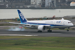 JA812A B787-8 Dreamliner ANA (JaffaPix +5 million views-thanks...) Tags: ja812a b7878 dreamliner ana allnippon jaffapix davejefferys tokyoairport japan aircraft airplane aeroplane aviation flying flight runway airline airliner hnd haneda tokyohaneda hanedaairport rjtt planespotting