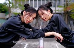 谷谷_02 (米漿 專賣店) Tags: 谷谷 twin 雙胞胎 姊妹 xt3 xf23 happyplanet asiafavorites