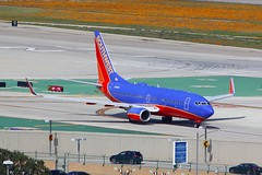 B737 N9812G Los Angeles 22.03.19 (jonf45 - 5 million views -Thank you) Tags: airliner civil aircraft jet plane flight aviation lax los angeles international airport klax southwest airlines boeing 737 n9812g b737