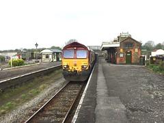 Photo of 66031 at Quainton Road