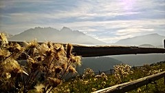 WP_20160928_008 (francesca407) Tags: mountain montagna paesaggio landscape sun sole fence staccionata alpi alps