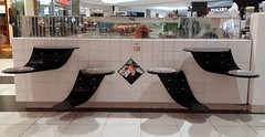 52/14 (Jacqi B) Tags: 52pictures 52pictures2019 seats queensgateshoppingmall lowerhutt shoppingmall