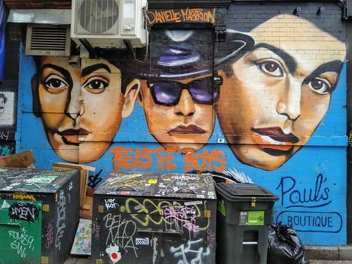 Beastie Boys/Paul's Boutique