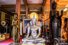 Bouddha au Temple Wat Ounalom