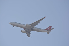 TC-LOF (陈霆, Ting Chen, Wing) Tags: tk1587 airbusa330 airbusa330343 turkishairlines tclof thy29vj