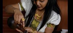 Ethiopian coffee ceremony (perorestaurant) Tags: coffeeceremony ethiopian women coffee toronto perorestaurant restaurant torontorestaurants