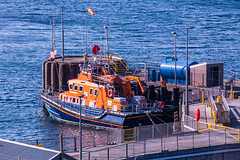 Isle of Barra Lifeboat (Briantc) Tags: scotland isleofbarra barra lifeboat