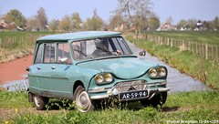 Citroën Ami 6 Break 1965 (XBXG) Tags: ar5994 citroën ami 6 break 1965 citroënami6 citroënami ami6 stationcar stationwagen station wagon kombi estate green vert voorjaarsrit 2019 amiverenigingnederland avn damweg lopik utrecht nederland holland netherlands paysbas vintage old classic french car auto automobile voiture ancienne française france frankrijk vehicle outdoor