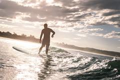 afternoon ride (Rafael Zenon Wagner) Tags: australia australien ocean ozean nachmittag afternoon wasser water sun sonne