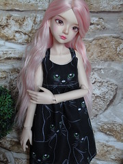New dresses for Maji <3 (DebiDooDoll) Tags: haru casting maji eminor msd bjd artist doll