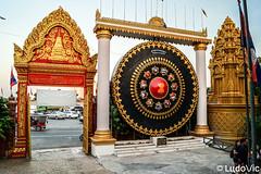 Phnom Penh, Wat Ounalom (1)