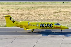 ADAC Luftrettung (Aero-Dienst) Bombardier Learjet 60XR [D-CURE] at Berlin Tegel Airport- 23/07/18 (David Siedler) Tags: adac luftrettung aerodienst bombardier learjet learjet60xr 60xr dcure berlin tegel airport berlinairport tegelairport txleddt