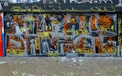 Schuttersveld (oerendhard1) Tags: graffiti streetart urban art rotterdam oerendhard crooswijk schuttersveld daniel