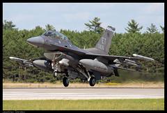 F-16C 40FLTS (jderden77) Tags: derden aviation airplane aircraft military northernlightning volkfield crtc jet fighter f16 fightingfalcon viper usaf airforce 40th flts 40flts 40thflts