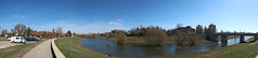 Zagyva River at Szolnok 033_stitch (Andras Fulop) Tags: hungary river water landscape szolnok