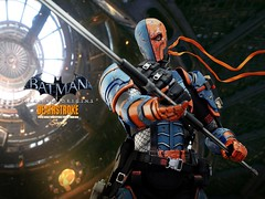 DS_015 (siuping1018) Tags: hottoys siuping siuping1018 dc batman arkhamknight arkhamorigins deathstroke photography actionfigures onesixthscale toy canon 5dmarkii 50mm