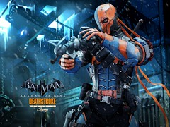 DS_008 (siuping1018) Tags: hottoys siuping siuping1018 dc batman arkhamknight arkhamorigins deathstroke photography actionfigures onesixthscale toy canon 5dmarkii 50mm