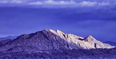 Frenchman Mtn.4-12-19 (brucekester@sbcglobal.net) Tags: frenchmanmountain lasvegas nevada henderson clouds sun