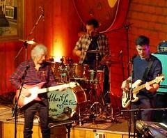 Albert Lee & His Band, Blues Garage Isernhagen - 30 March 2019 (gudrunfromberlin) Tags: albertlee rossspurdle olliesears bengolding bluesgarageisernhagen blues guitars livemusic liveclub isernhagen bluesgarage