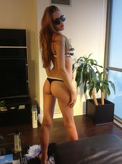 Because sunglasses and a thong in the middle of the living room is totally normal for me😂 (natalieastak) Tags: body hottie booty ass bluepanties amateur sexy sunglasses lingerie thong legs girl panties