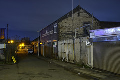 New Street, Wednesbury 09/02/2019 (Gary S. Crutchley) Tags: wednesbury sandwell purslows prize medal bakery uk great britain england united kingdom urban town townscape black country blackcountry staffordshire staffs west midlands westmidlands nikon d800 history heritage local night shot nightshot nightphoto nightphotograph image nightimage nightscape time after dark long exposure evening travel street slow shutter raw