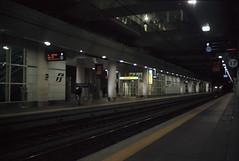 Stazione di Bologna Centrale (prissynme) Tags: nikonfg20 35mmf20 portra160 film expiredfilm ravennaitaly