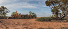 Farm 2 (Ian M's) Tags: panorama ruin farm abandoned landscape