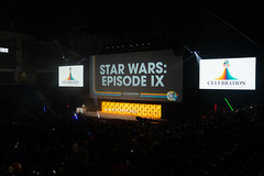 Episode IX Panel (Pixiagraphy) Tags: star wars celebration starwarscelebration starwars convention chicago mccormick con
