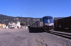 The Chief at Raton (ujka4) Tags: amtrak p42dc southwestchief 139 raton newmexico nm