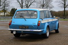 1963 Ford Consul Cortina Estate car (Dirk A.) Tags: dh0637 1963 ford consul cortina estate car sidecode1 importkenteken