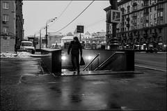 17dra0151 (dmitryzhkov) Tags: urban outdoor life human social public stranger photojournalism candid street dmitryryzhkov moscow russia streetphotography people bw blackandwhite monochrome lowlight badweather