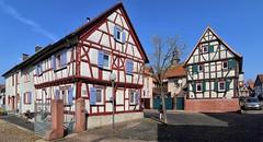 Burgholzhausen Altstadt (wernerfunk) Tags: fachwerk dorf village architektur hessen taunus