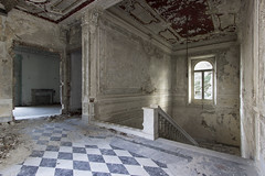 The Eternal (Giorgio Marra) Tags: urbex window wall echoes empty europe room ruin time dust italy indoor old forgotten lost contrast photography past photo light flickr decay dark decadence darkness shadow silence abandoned canon beauty memories mansion fotografia abbandono