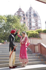 Copy of 1 (2) (gurmehar7) Tags: theone himandher holdinghands together wedding marriage pinksuit sherwani