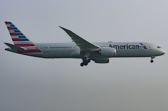 N830AN / Boeing 787-9 GE / 40650/596 / American Airlines (A.J. Carroll (Thanks for 1 million views!)) Tags: n830an boeing 7879 ge 787 789 40650596 genx americanairlines oneworld ehad ab5867 london heathrow lhr egll 09l