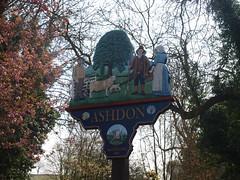 Village sign (2) (david.robarts) Tags: ashdon essex