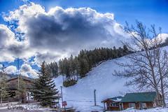 DSC_6964 (Pattys-photos) Tags: kellys canyon idaho cloudy kellyscanyonskiresort snow pattypickett4748gmailcom pattypickett