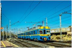 UT-440 en Alcázar (440_502) Tags: 440 096 aaf de madrid asociación amigos del ferrocarril aafm chamartín alcázar san juan renfe alsa rail