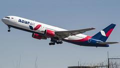 VQ-BSX Azur Air Boeing 767-306(ER) (Nathan_Ivanov) Tags: airplane aircraft vko vnukovo uuww spotting boeing boeing767 azurair
