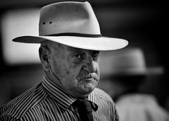 boss hogg (gro57074@bigpond.net.au) Tags: serious man bw 2019 april sydney show easter royal f28 70200mmf28 nikkor d850 nikon monochromatic monochrome monotone mono blackwhite candidportrait guyclift portrait candid